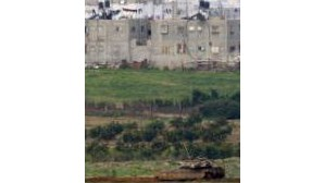 Israel atacado a partir do Líbano