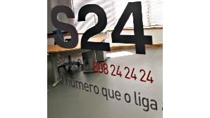 Linha Saúde 24 reforça pessoal