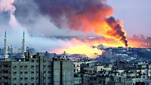 Rockets atingem Norte de Israel