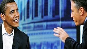 Candidatos à Casa Branca não resistem aos talk shows