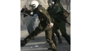 Protestos voltam a Atenas