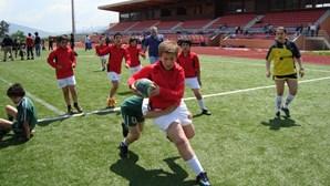 Convívio regional de rugby infantil