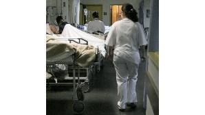 Enfermeiros em greve