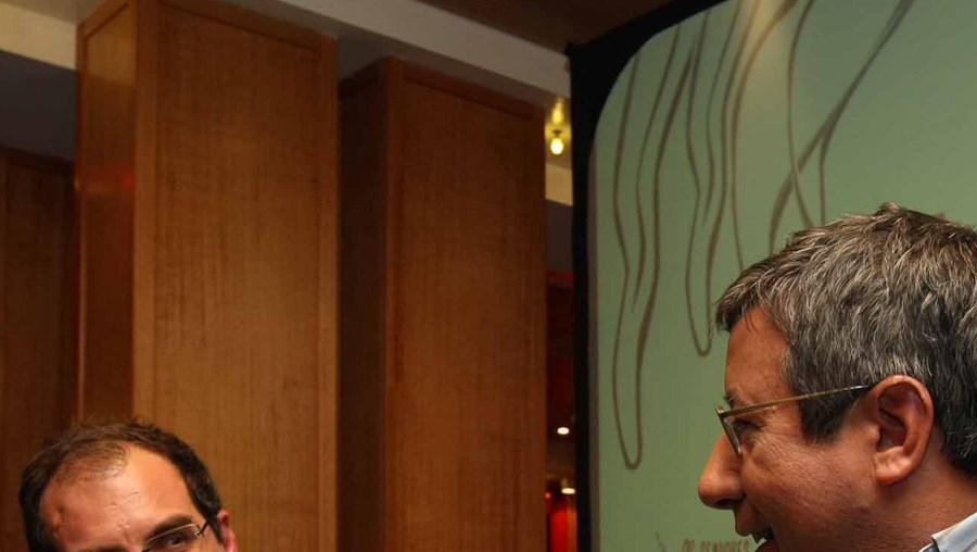 Miguel Esteves Cardoso faltou à sessão, que decorreu no Casino da Figueira da Foz na noite de terça-feira