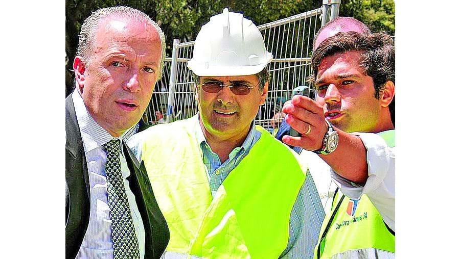 Santana Lopes recusou comentar o chumbo do Tribunal às contas do seu mandato na Câmara de Lisboa