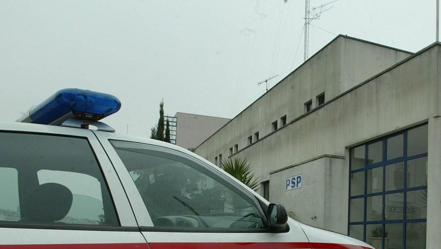A esquadra da PSP do Rego