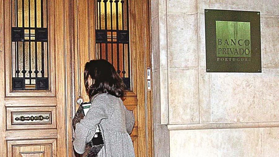 O Ministério Público e a PJ fizeram buscas à sede do BPP, em Lisboa