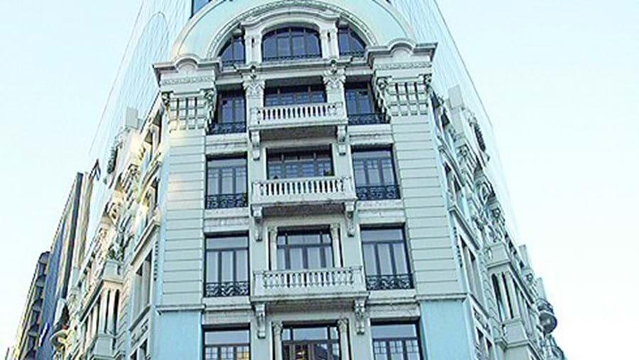 A  mãe do primeiro-ministro vive actualmente no quarto andar deste edifício