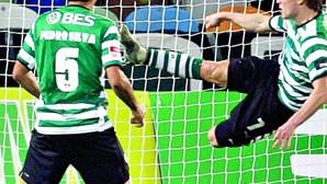Leão incomodado com Jorge Sousa