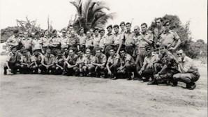 Caçadores do 1871 convivem em Cantanhede