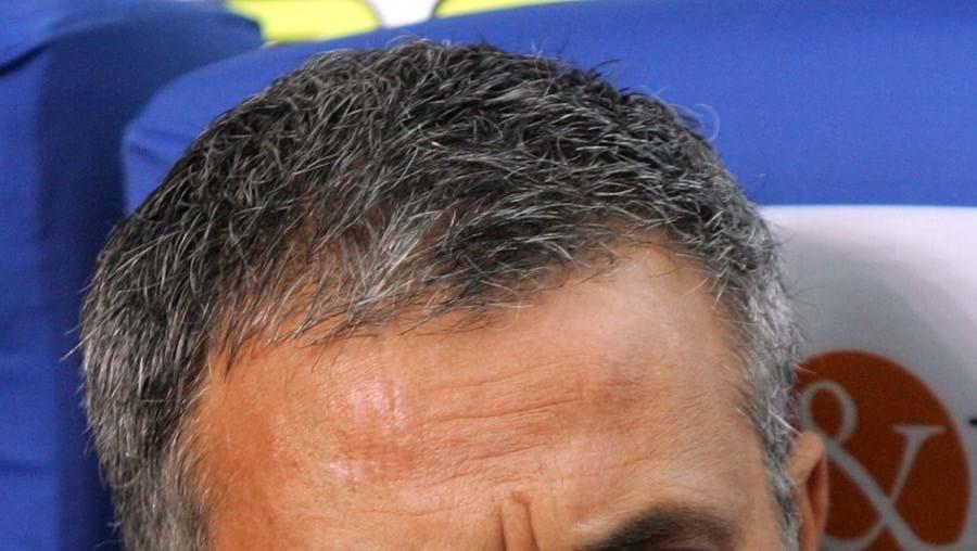 """José Mourinho bateu o Lecce, mas considerou a arbitragem """"estranha"""""""