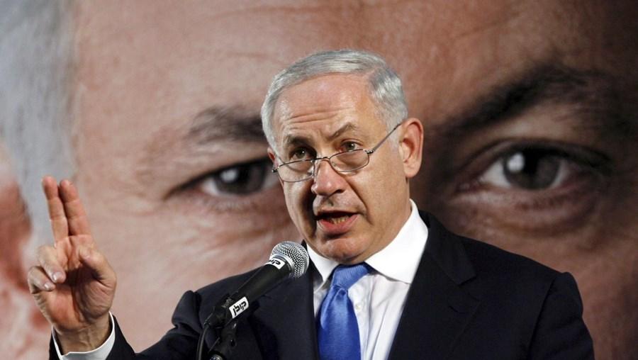 O líder da direita israelita quer destruir o Hamas e não vê  utilidade nas negociações com os palestinianos
