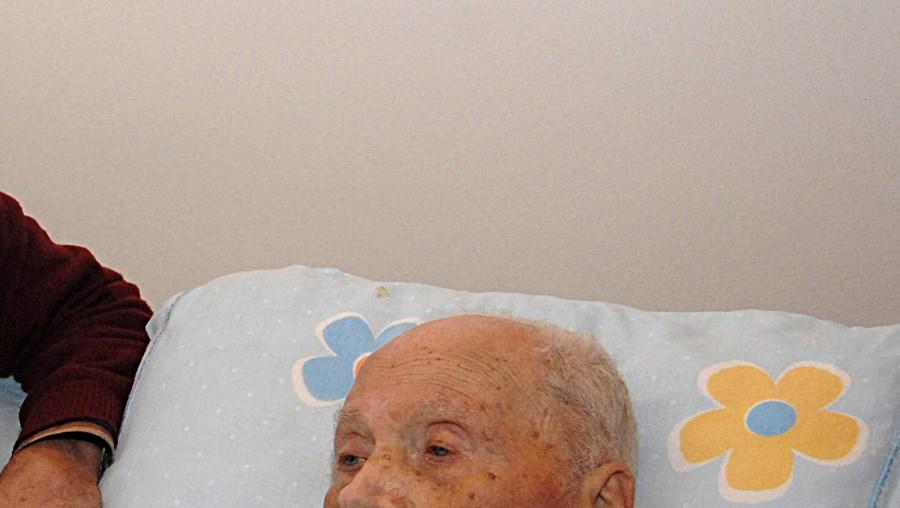 António Castro é o mais velho