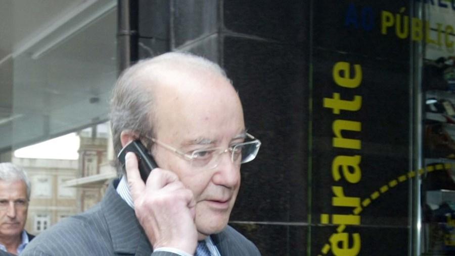 Pinto da Costa foi suspenso por dois anos em Maio de 2008