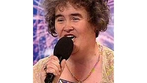 Susan Boyle é mais popular que Obama (COM VÍDEO)