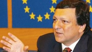 Durão Barroso conta com apoio de Sarkozy