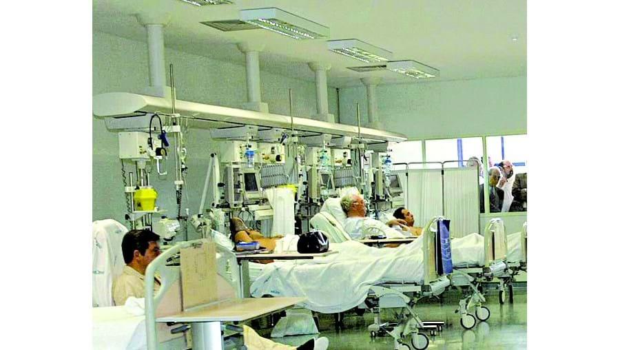No total, a dívida de terceiros ao Hospital Curry Cabral é superior a 26 milhões de euros