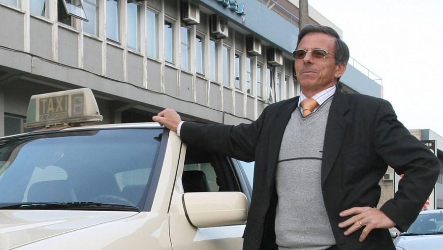 Domingos Macedo, taxista
