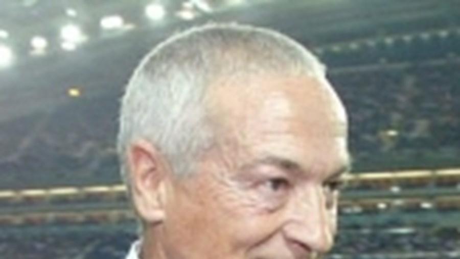 O técnico Jesualdo Ferreira