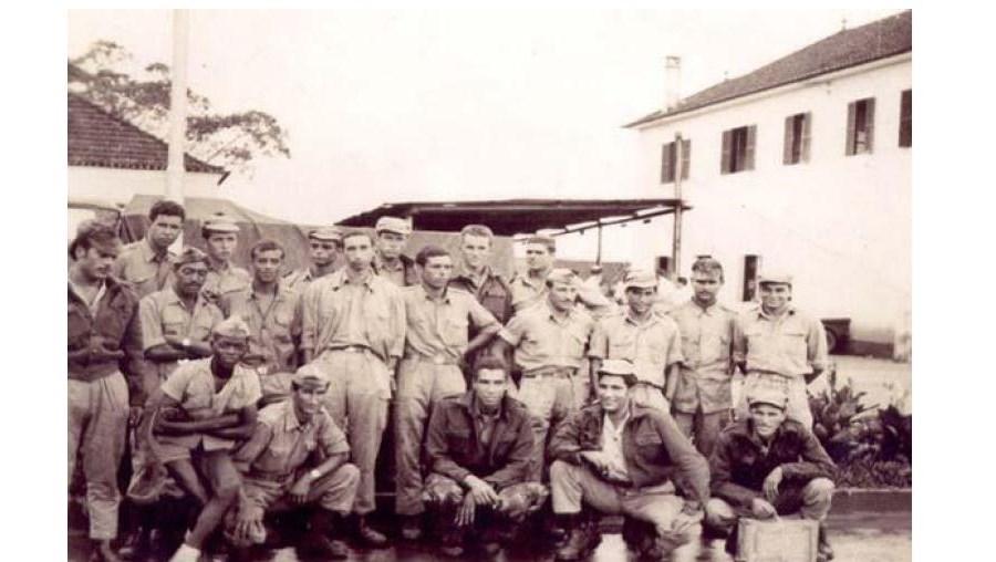 Caçadores 95 convivem na Guarda