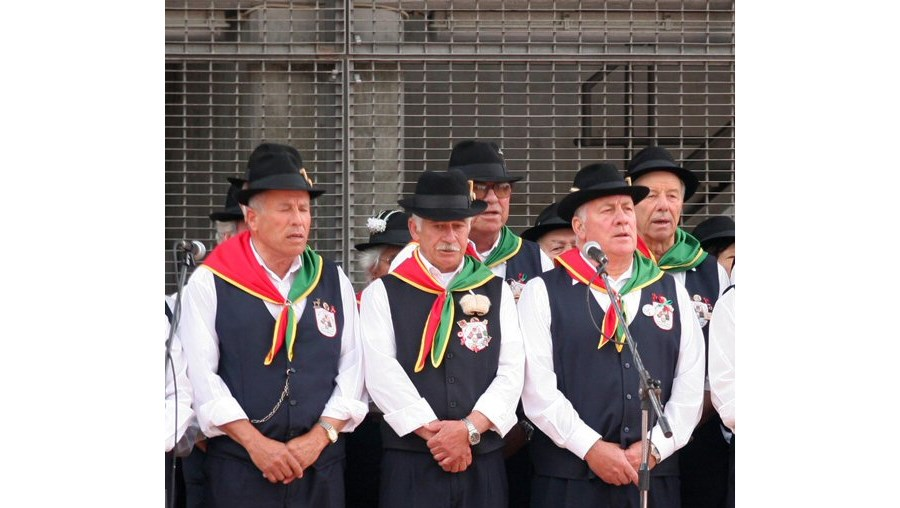 Cantares alentejanos em Setúbal