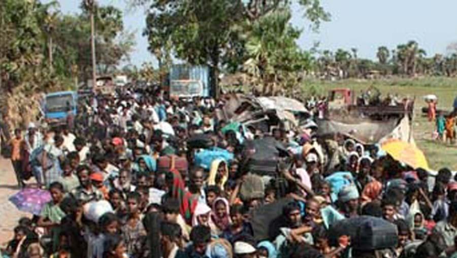 Tropas governamentais afirmam ter libertado 72 mil reféns na posse dos rebeldes.