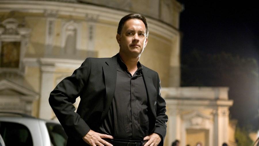 Tom Hanks volta a ser Robert Langdon