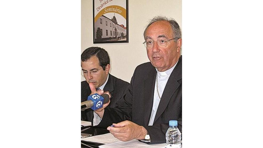 D. Jorge Ortiga lamenta gastos