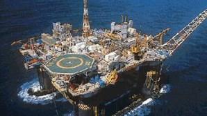 Preço do petróleo em queda