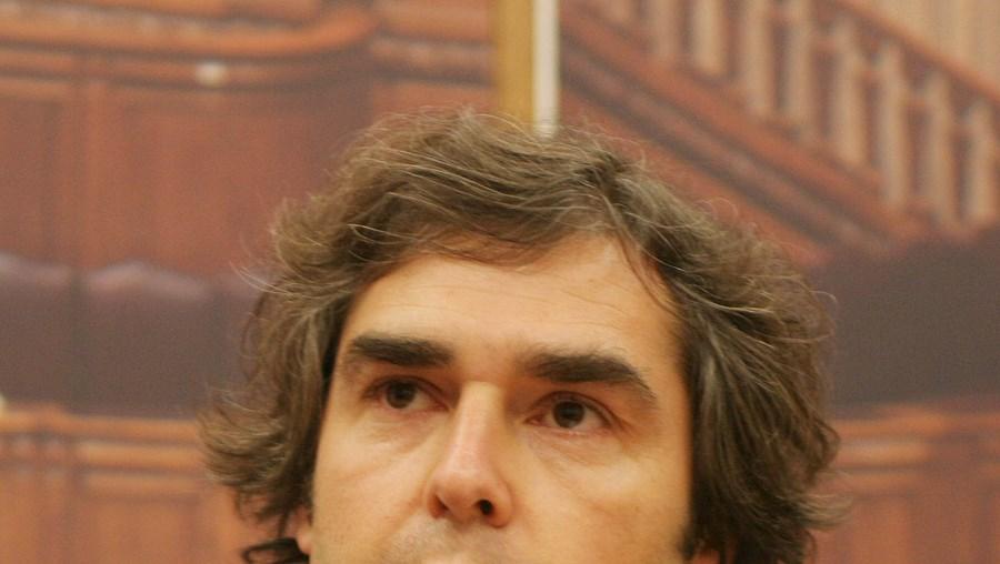 Nuno Melo, candidato do CDS-PP às eleições europeias