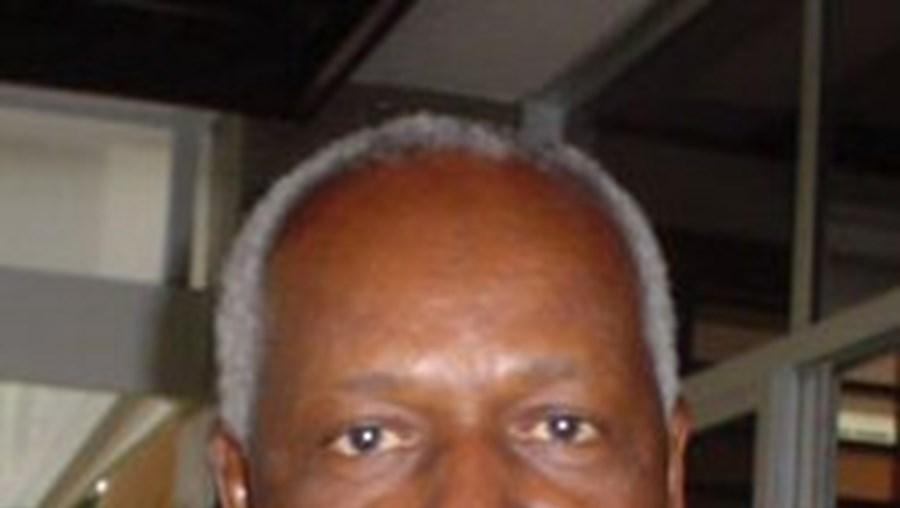 José Eduardo dos Santos, presidente angolano