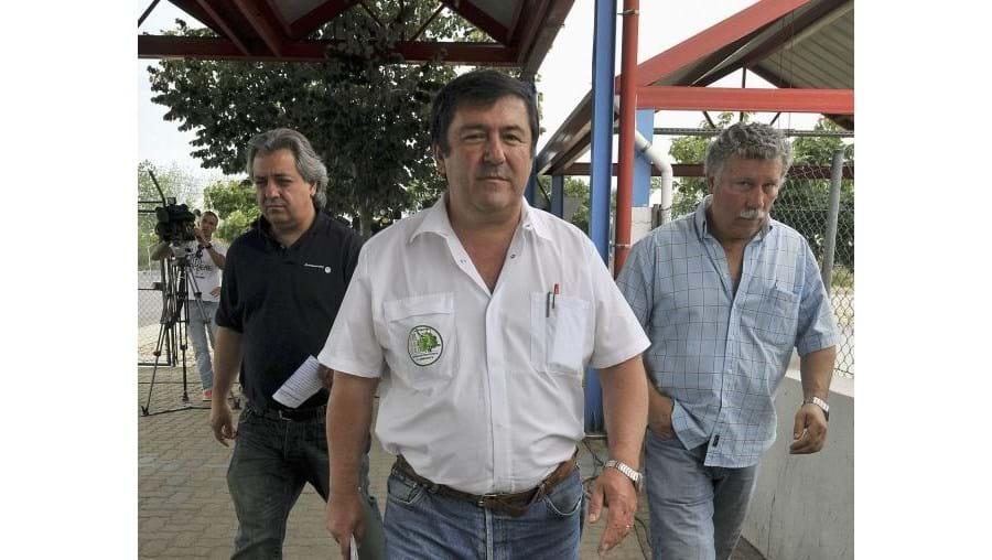 António Chora comunicou a rejeição à administração da fábrica