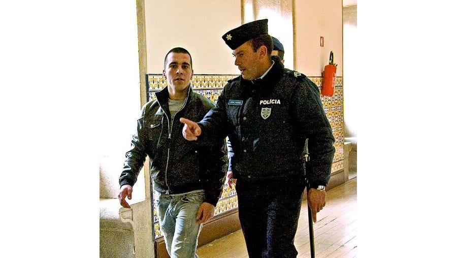 Tiago Pinto foi condenado a uma pena de 17 anos e meio de prisão por homicídio qualificado