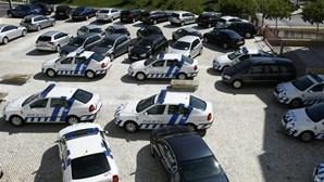 Carros da PSP deixam de patrulhar Lisboa