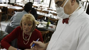 Gripe A retira 25% do ordenado