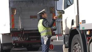 GNR sem meios para fiscalizar 15 mil camiões