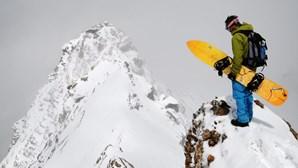 Christian de Oliveira quer ser o primeiro snowboarder luso nos Jogos Olímpicos