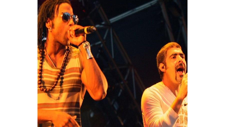 Música do grupo cubano Orishas foi um dos principais chamarizes de público para o festival