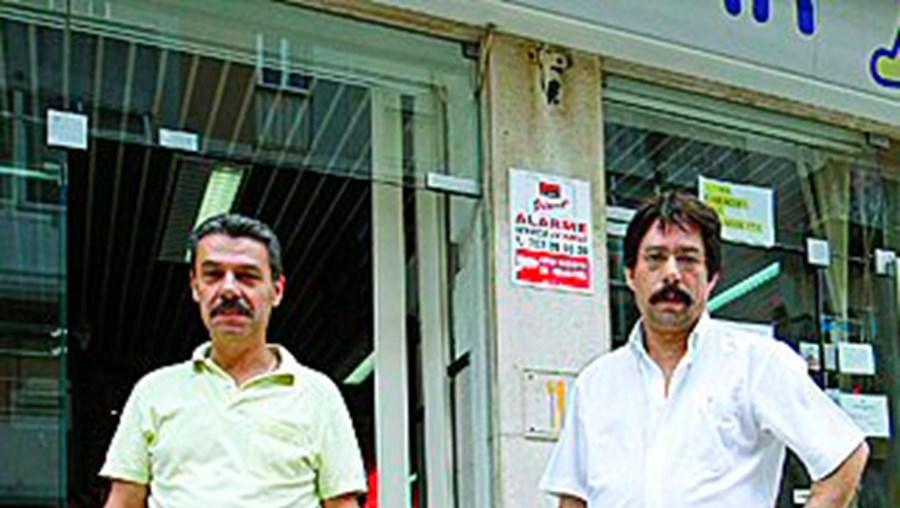 Irmãos Pereira gerem restaurante