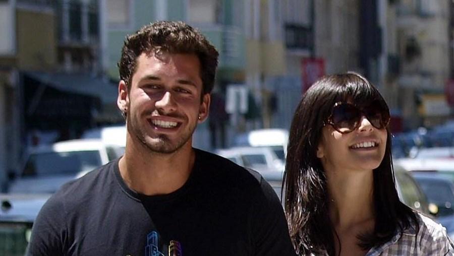 Francisco Macau e Eva Barros