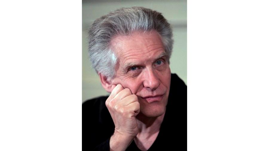 Cronenberg assina obra produzida por português