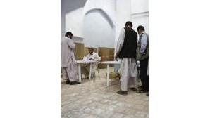 "Afeganistão: Acto eleitoral considerado ""encorajador"""