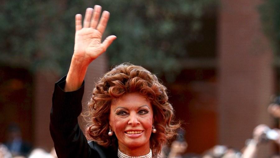 Sophia Loren celebra 75 anos no dia 20 de Setembro