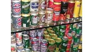 Quis beber cerveja antes de ser preso