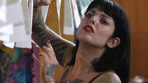 Censura inibe tatuagens