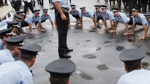 4 mil polícias com  salários actualizados