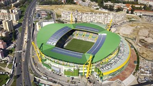 Leões já venderam 35 mil bilhetes para o clássico com o FC Porto