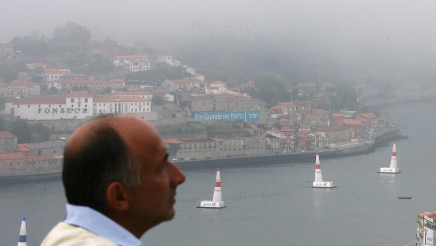 Aviões levantaram voo mas em direcção à Maia. Dispositivo de segurança mantém-se junto às Ribeiras do Porto e Vila Nova de Gaia
