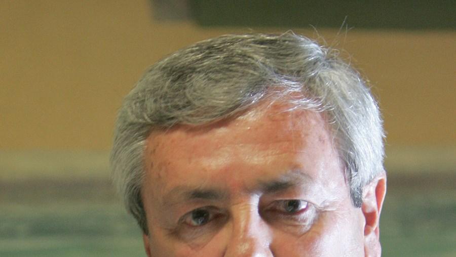 Tomás Aire, antigo vice-presidente do Sporting
