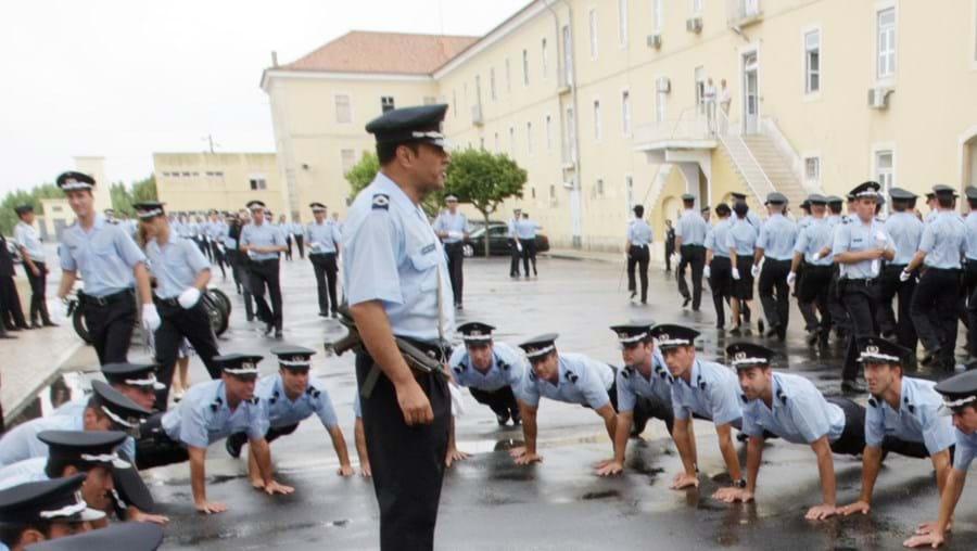 Terminou ontem, em Torres Novas, mais um curso de formação de agentes da PSP, que formou 901 polícias